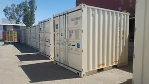 10 One trip Shipping Containers Storage Container Custom Unit Cargo Container