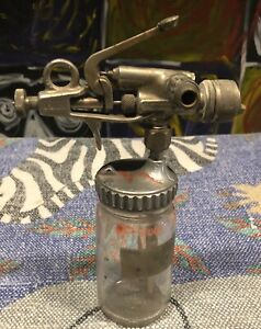 Vintage Devilbiss Type Cv 57897 Paint Spray Gun