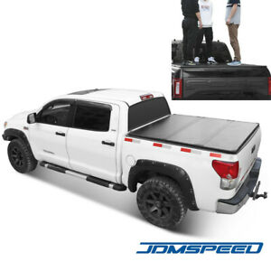 Jdmspeed Hard Tri Fold Tonneau Cover For 2016 2019 Toyota Tacoma 5ft Bed