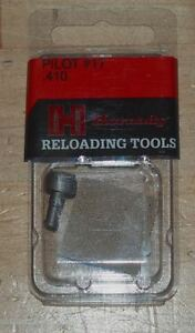 Hornady Trimmer Pilot #17 90959 .410quot; Dia new in package $8.99