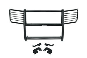 Go Rhino Step Guard 3000 Series Grille Guard Brush Guards For Chevrolet Gmc