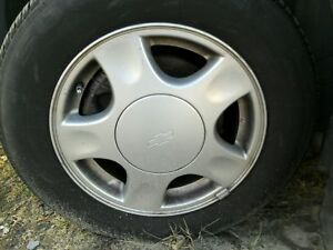 Wheel Chevy Malibu 2000 01 02 15 Inch Aluminum Rim With Center Tire Not Included