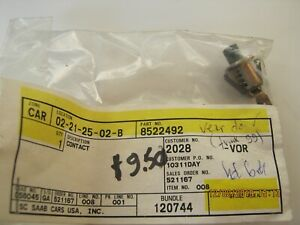99 And 900 Saab Front Rear Door Trunk Hand Brake Light Switch Nos 85224492