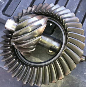 Ford 9 Inch Factory Gear Set Ring And Pinion Excellent C3aw 4610 R D2aw 4210b