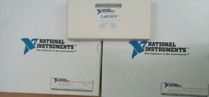 National Instruments Labview 1989 For Macintosh Complete Never Used
