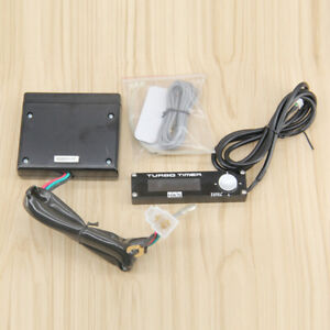 Universal Hks Turbo Timer Digital Auto Car Type 0 With Led Display