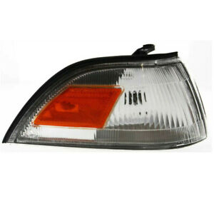 Fits 88 92 Corolla japan Built Corner Turn Signal Park Light Lamp Right Side