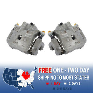 Front Quality Oe Brake Calipers Pair Kit For Nissan Altima Maxima Infinti I35