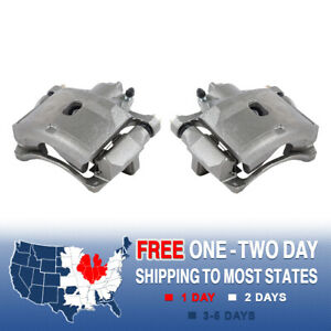 Front Oe Brake Calipers For 1998 1999 2002 Accord 4 Cyl Coupe Sedan Hatchback