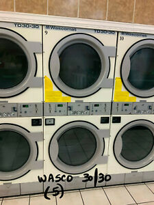 Wasco 30 30 Double Dryer 30lb White