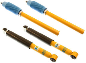 New Bilstein Shock Absorber Set Front Rear Shocks 1984 95 Porsche 924 944 968