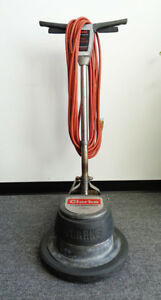 17 Clarke Floor Maintainer Model 1700hd Fm 1700hd Used Works 3a