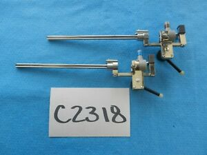 Olympus Surgical Stern Mccarthy Type Working Elements Lot Of 2
