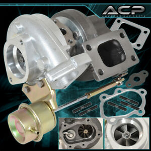 T25 T25 T28 Turbocharger 64 A R Trim Internal 7psi Wastegate T25 Turbo Charger