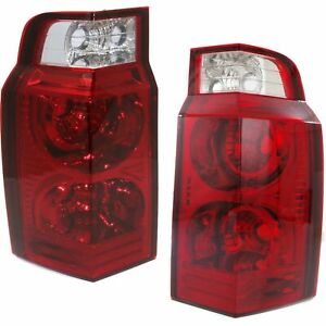 For Jeep Commander 2006 2007 2008 2009 2010 Tail Lamp Right Left Pair Set