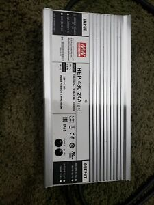 Meanwell Led Power Supply Hep 480 24a