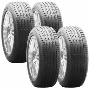 4 X 235 35zr20 92w Xl Ns 25 All season Uhp 235 35 20 2353520 Nankang Tires New