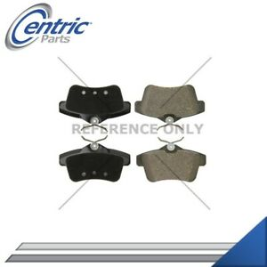 Rear Brake Pads Set Left And Right For 2009 2014 Peugeot 308