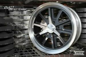 1 18x7 American Racing 427 Shelby Cobra Wheels Ford Mustang Mopar Merc 5 On 4 5