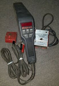 Snap On Timing Light Digital Tach Advance Mt2261 And Mt257 Diesel Pulse Injector
