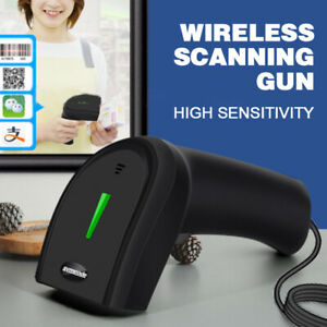 Usb Wired Automatic Laser Barcode Scanner Handheld Scan Bar Code Scanning Reader
