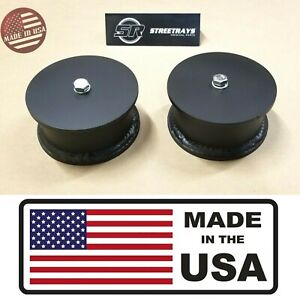Sr Rear 3 Leveling Lift Spacer Kit For 05 10 Grand Cherokee Wk Amp Commander Xk Fits Jeep Commander