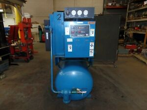 Quincy Qsb t40aam 40hp Rotary Screw Air Compressor