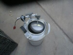 Alloy Products Corp Pressure Vessel Tank 130 Psi Mawp Mdmt 20 F At 130 Psi