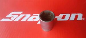 Snap On Tools 3 8 Drive 1 Oil Pressure Sender Switch Socket A118 Ships Free