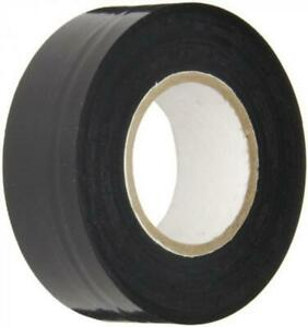Tapecase Tc790 Dry Vinyl Tape 1 In X 100 Ft Black Chrome Plating Tape Roll