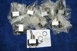 Toggle Switches 8pcs Cutler hammer