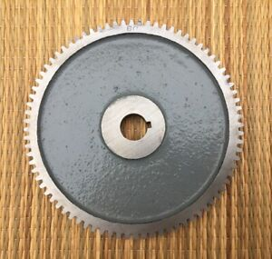 Original South Bend 9 10k Metal Lathe 80 Tooth Change Gear 80t 9 16 Bore