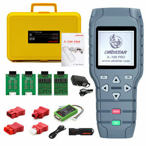 From Usa X 100 Pro Auto Programmer c d e Type For Immo odometer obd Software