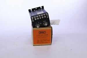 Issc 1061 e e 2 c Industrial Solid State Controls 1061 1ee2c Time Delay Relay