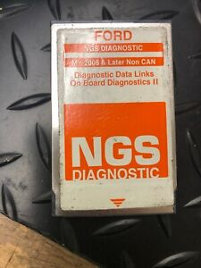 Ford Ngc Diagnostic New Generation Star Tester Orange My 2005 Later Non Can