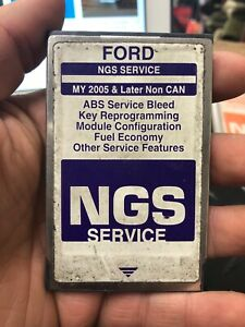 Ford Ngc Diagnostic New Generation Star Tester Purple My 2005 Later Non Can