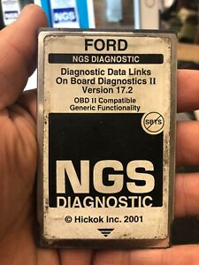 Ford Ngc Diagnostic New Generation Star Tester Black My 2005 Later Non Can