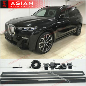 Electric Side Steps For Bmw X7 G07 Deployable Running Boards 2018