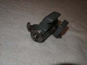 South Bend 9 10k Lathe Micrometer Carriage Stop Excellent Condition