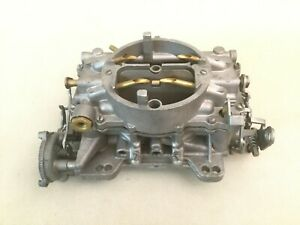 1963 Chevrolet Pass Car Carter Afb Carburetor Dated K2 3460s All W 300 Hp