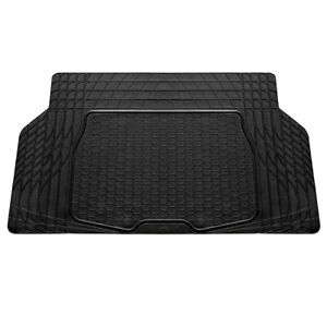 Black Trunk Mat Cargo Liner For Car Suv Van Trunk Atuo Universal Fit