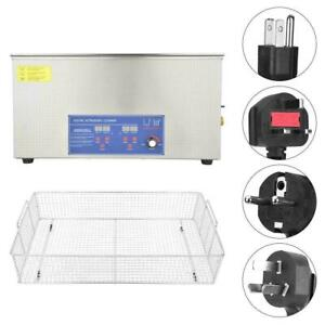80al 22l Industry Heated Ultrasonic Cleaner Power Temperature Adjustable