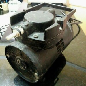 Used Thomas Industries Air Pump Compressor Model 905aa18 146 115v 60hz 2 3a
