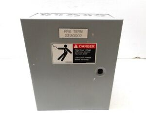 Hoffman Junction Box Ahe12x10x6 Steel Wall Mount Size Medium Ip30 Nema 1