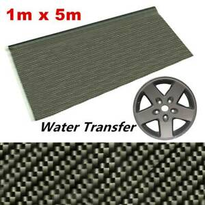 Hydrographic Film Hydro Dipping Water Transfer Printing Film Carbon Fiber 5mx1m