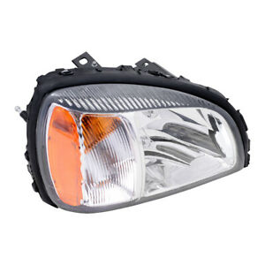 Headlight Fits 2000 2003 Cadillac Deville Passenger Headlamp W Housing Assembly