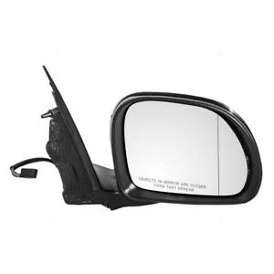 Power Mirror For 14 15 Fiat 500l Passengers Heated Temperature Sensor 5re81jxwaa