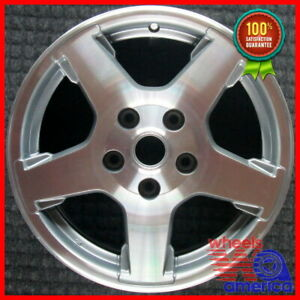 Wheel Rim Jeep Grand Cherokee 17 2005 2007 1bn34pakaa 5ht49pakaa Gray Oe 9055