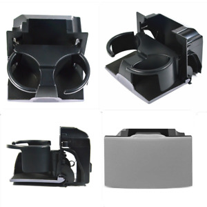 Car Cup Holder Rear Center Console Gray For Nissan Frontier Xterra 96965 zs00a