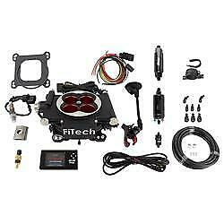 Fitech Go Efi 4 Power Adder 600 Hp Self tuning Fuel Injection Systems 31004